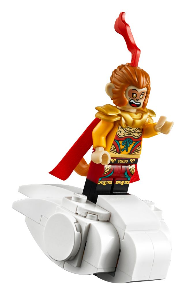 LEGO Monkie Kid 80012 Monkey King Warrior Mech 5