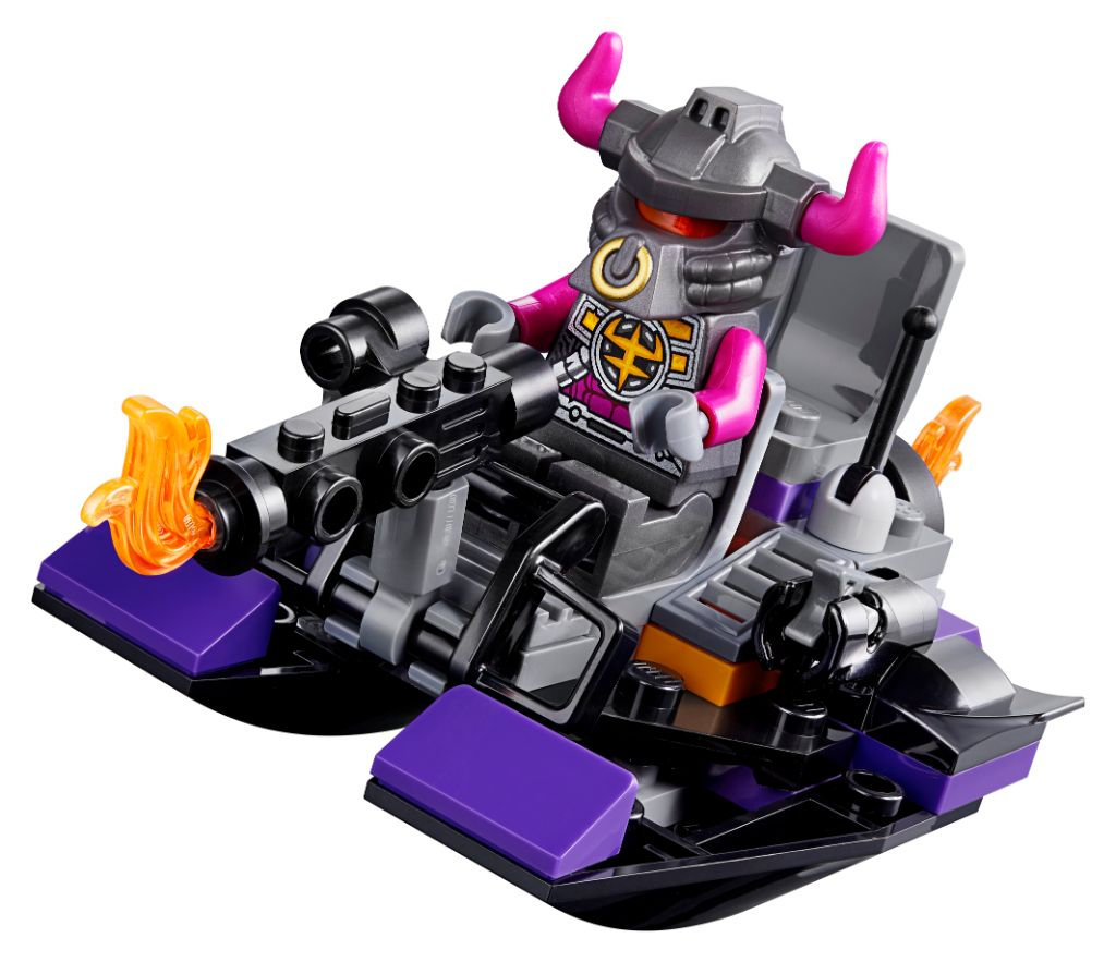 LEGO Monkie Kid 80013 Monkie Kids Team Secret HQ 4