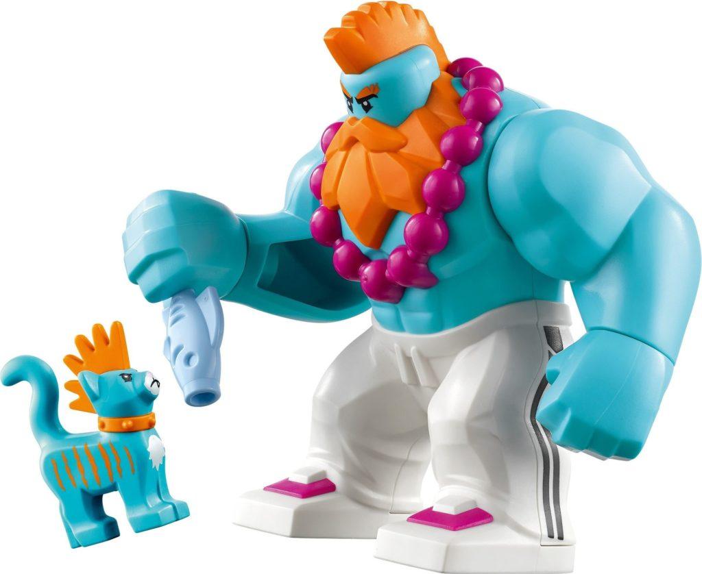 LEGO Monkie Kid 80014 Sandys Speedboat 9