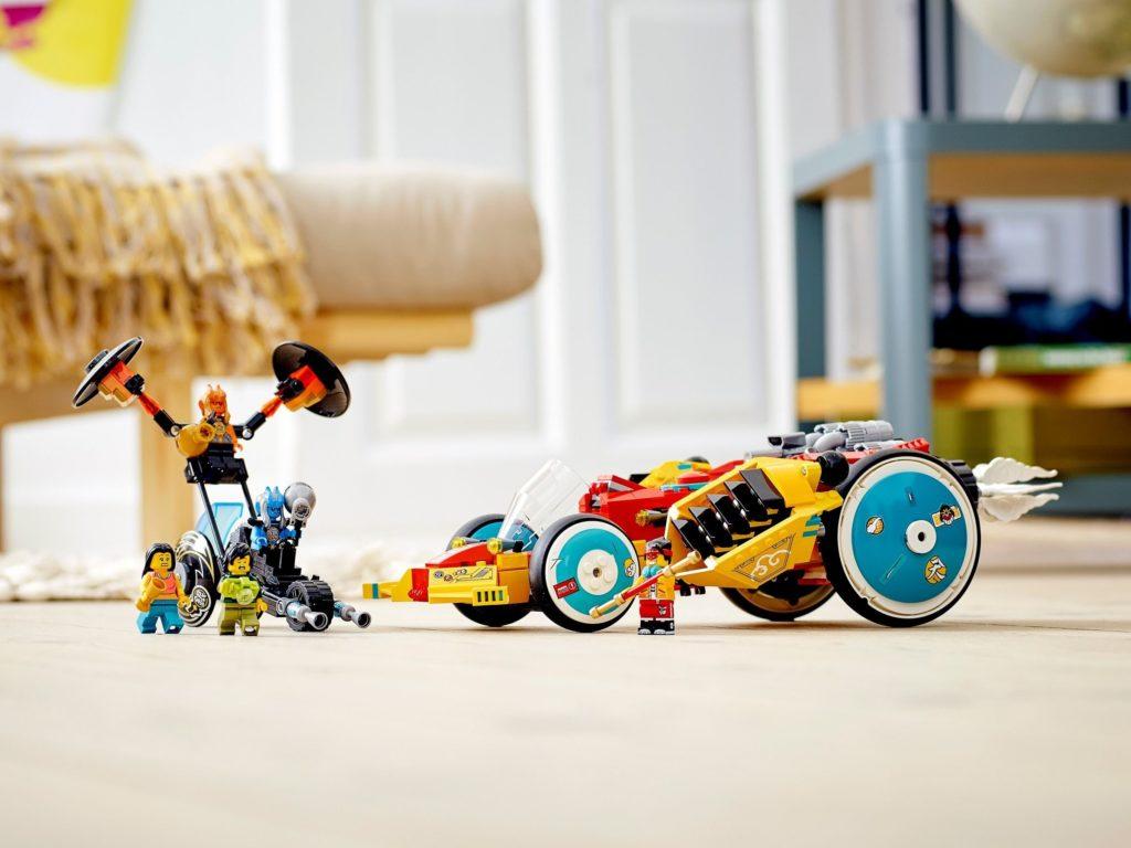 LEGO Monkie Kid 80015 Monkie Kids Cloud Roadster 3
