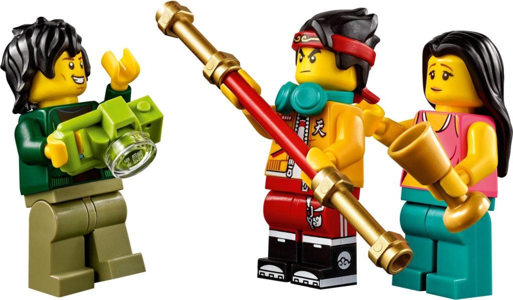 LEGO Monkie Kid 80015 Monkie Kids Cloud Roadster 7