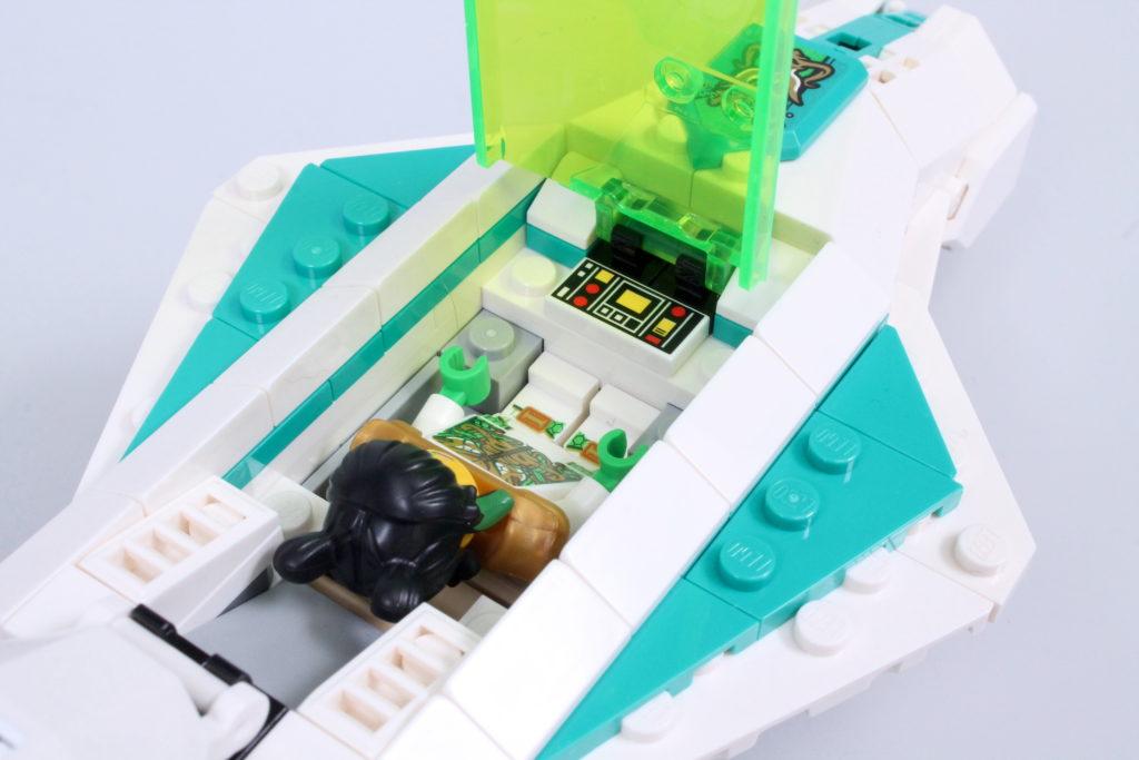 LEGO Monkie Kid 80020 White Dragon Horse Jet Review 13