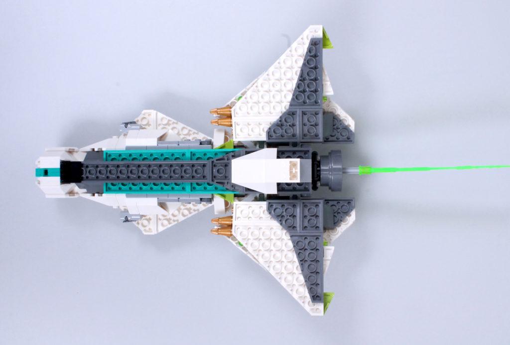 LEGO Monkie Kid 80020 White Dragon Horse Jet Review 15