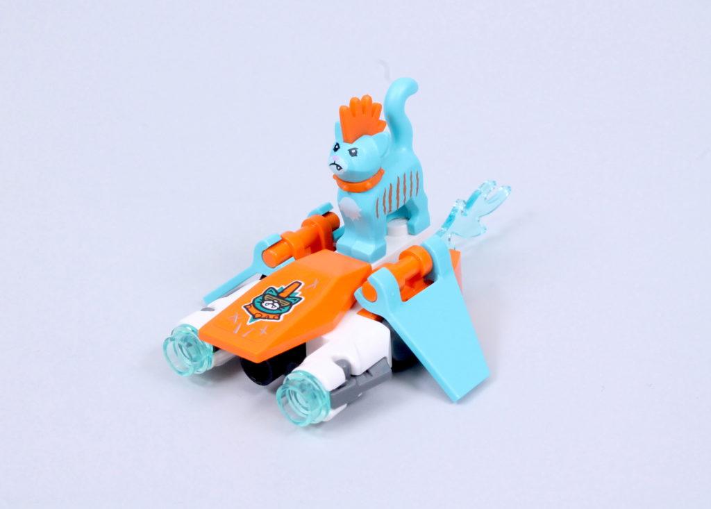 LEGO Monkie Kid 80020 White Dragon Horse Jet Review 17