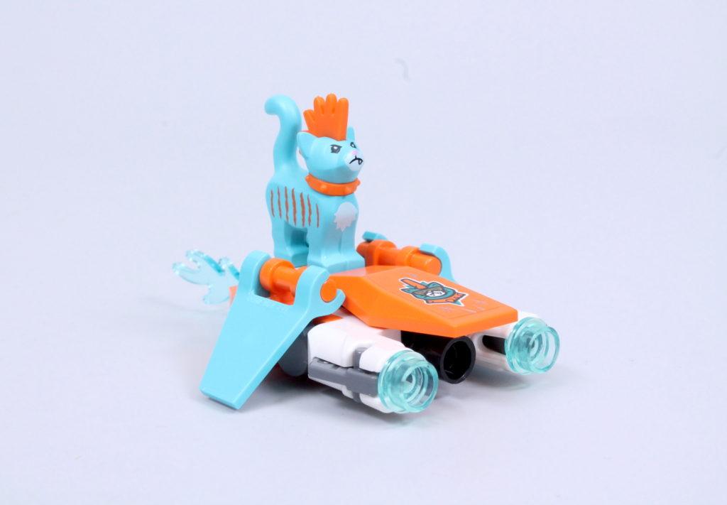 LEGO Monkie Kid 80020 White Dragon Horse Jet Review 18