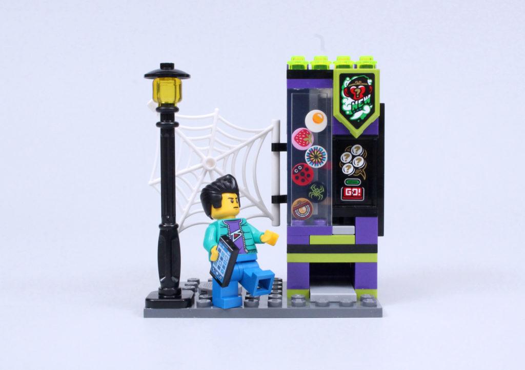 LEGO Monkie Kid 80020 White Dragon Horse Jet Review 20