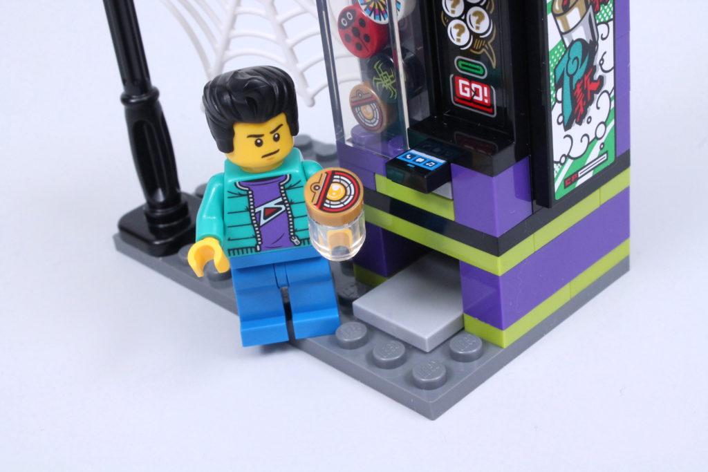 LEGO Monkie Kid 80020 White Dragon Horse Jet Review 24