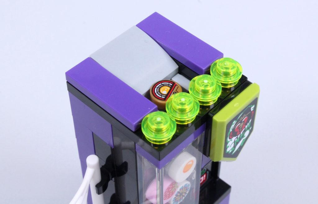 LEGO Monkie Kid 80020 White Dragon Horse Jet Review 25