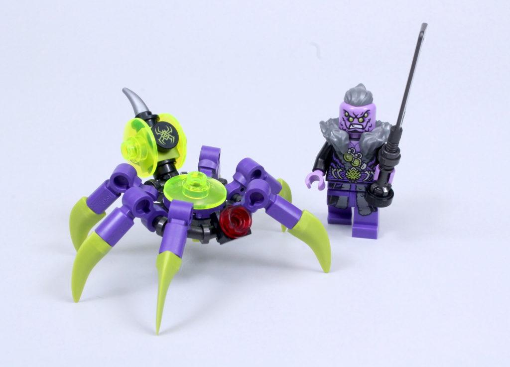 LEGO Monkie Kid 80020 White Dragon Horse Jet Review 26