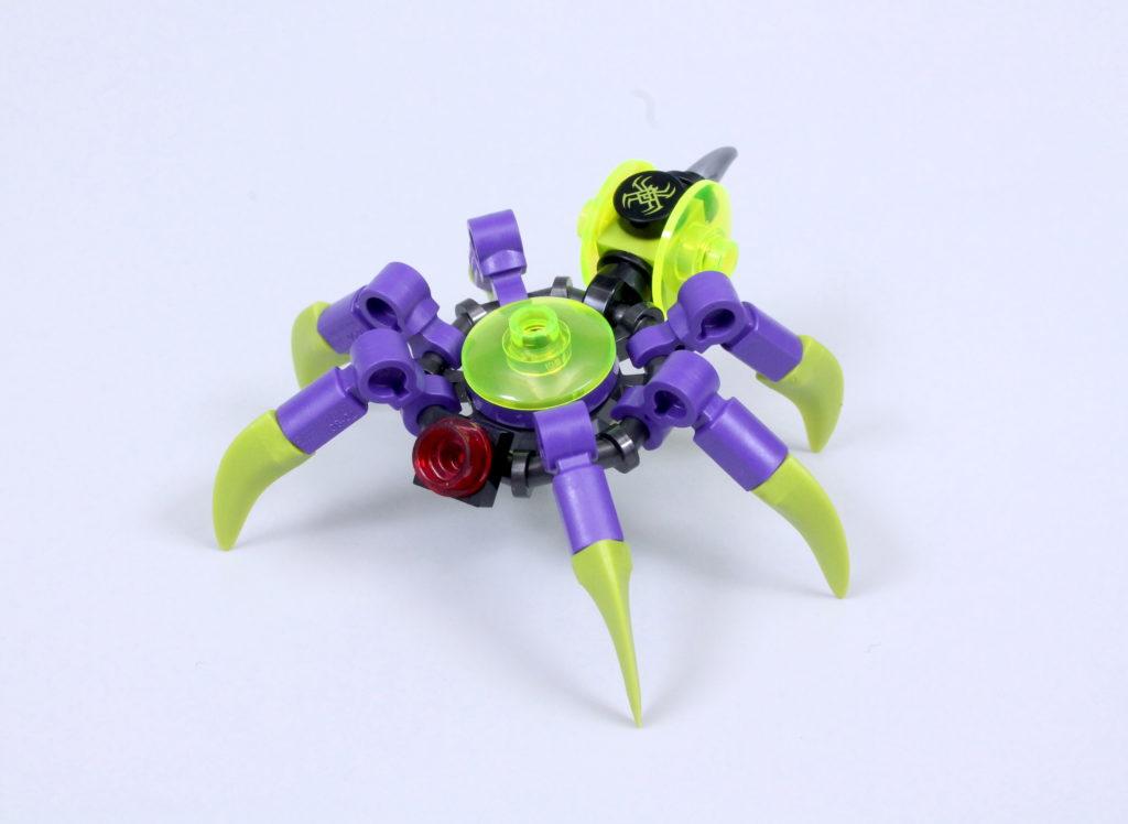 LEGO Monkie Kid 80020 White Dragon Horse Jet Review 27
