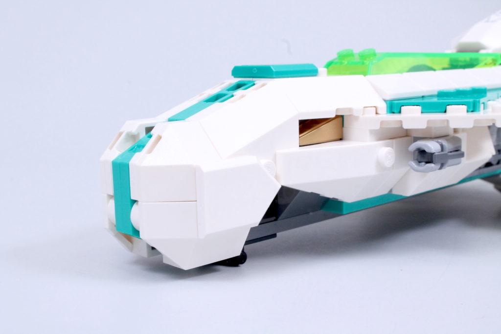 LEGO Monkie Kid 80020 White Dragon Horse Jet Review 4
