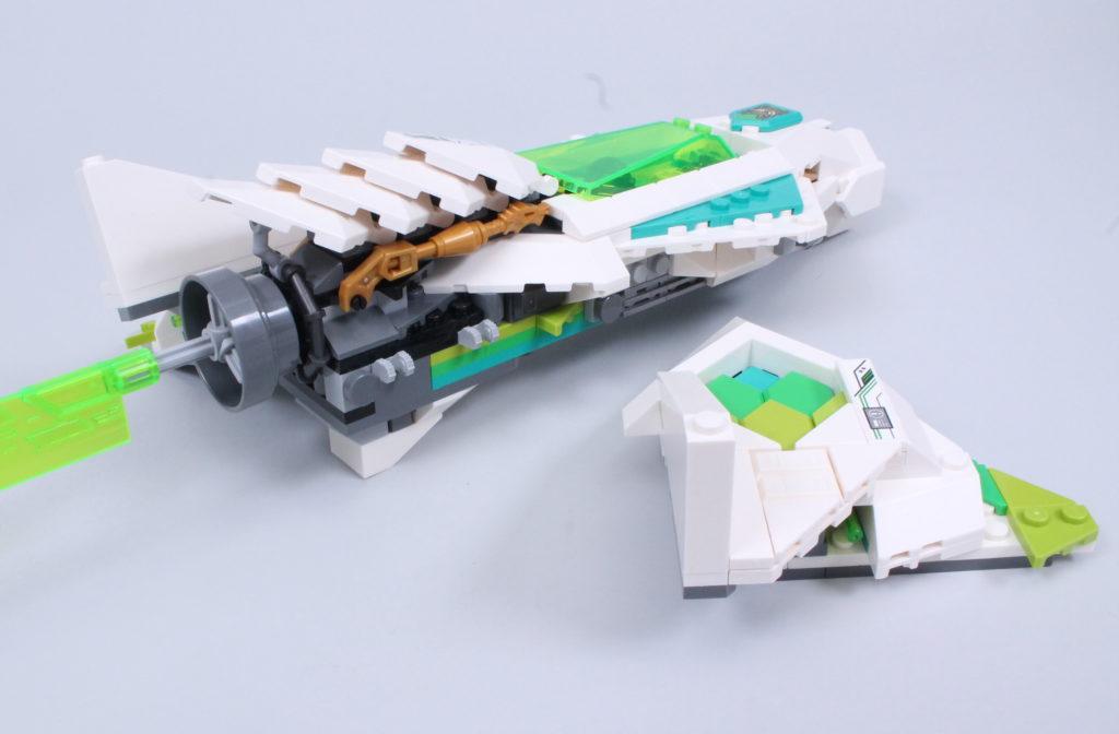 LEGO Monkie Kid 80020 White Dragon Horse Jet Review 7