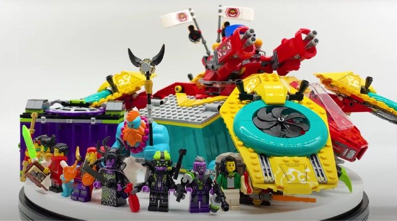 LEGO Monkie Kid 80023 first look featured