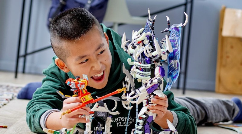 LEGO Monkie Kid 80028 The Bone Demon Lifestyle Featured
