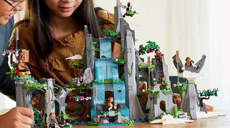 LEGO Monkie Kid Flower fruit mountain lifestyle featured
