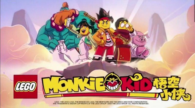 LEGO Monkie Kid Season 2 trailer featured