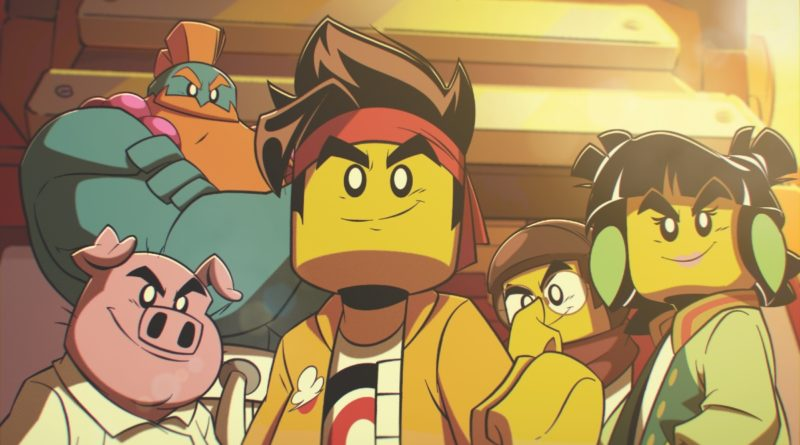 LEGO Monkie Kid TV show featured 2