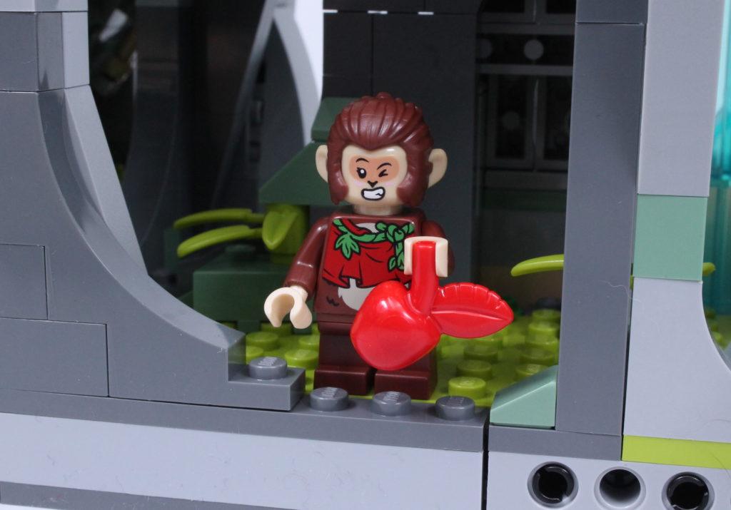 LEGO Monkie Kid The Legendary Flower Fruit Mountain review 25