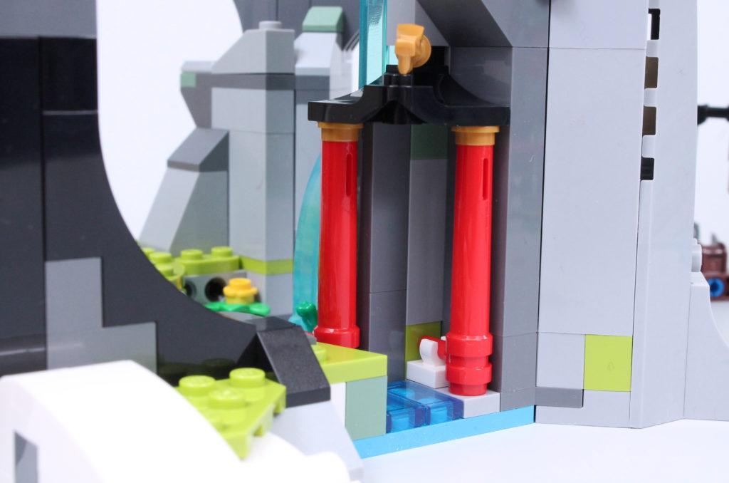 LEGO Monkie Kid The Legendary Flower Fruit Mountain review 31