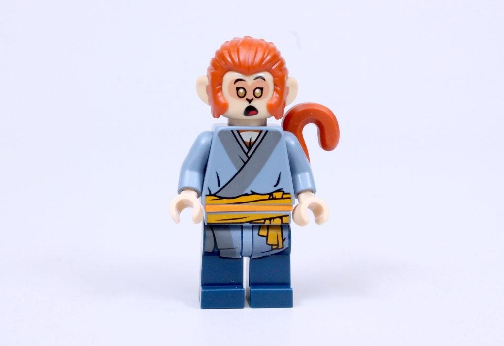 LEGO Monkie Kid The Legendary Flower Fruit Mountain review 45