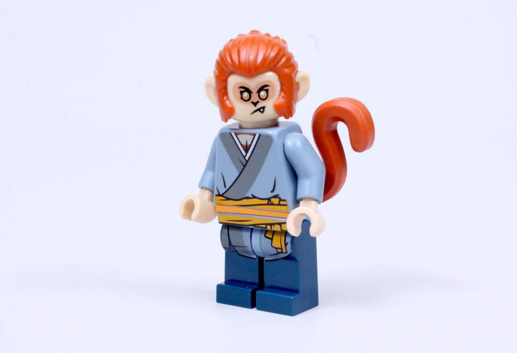 LEGO Monkie Kid The Legendary Flower Fruit Mountain review 46
