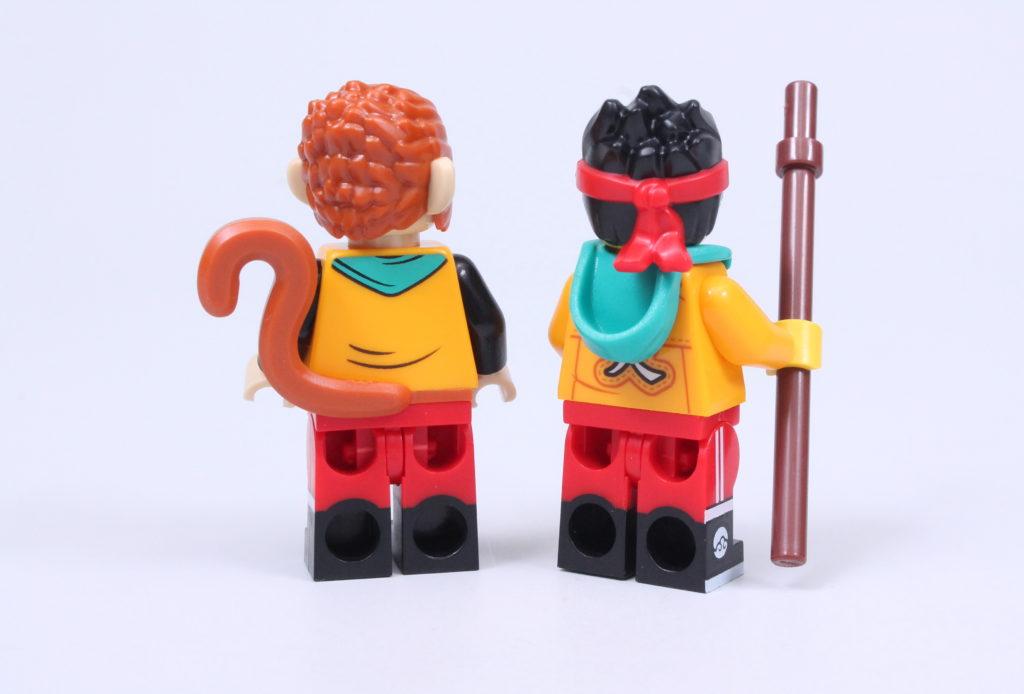 LEGO Monkie Kid The Legendary Flower Fruit Mountain review 48