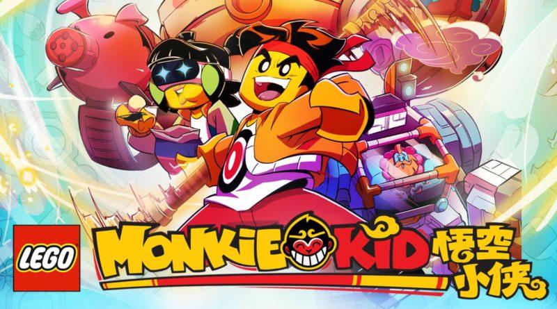 LEGO Monkie Kid artwork featured