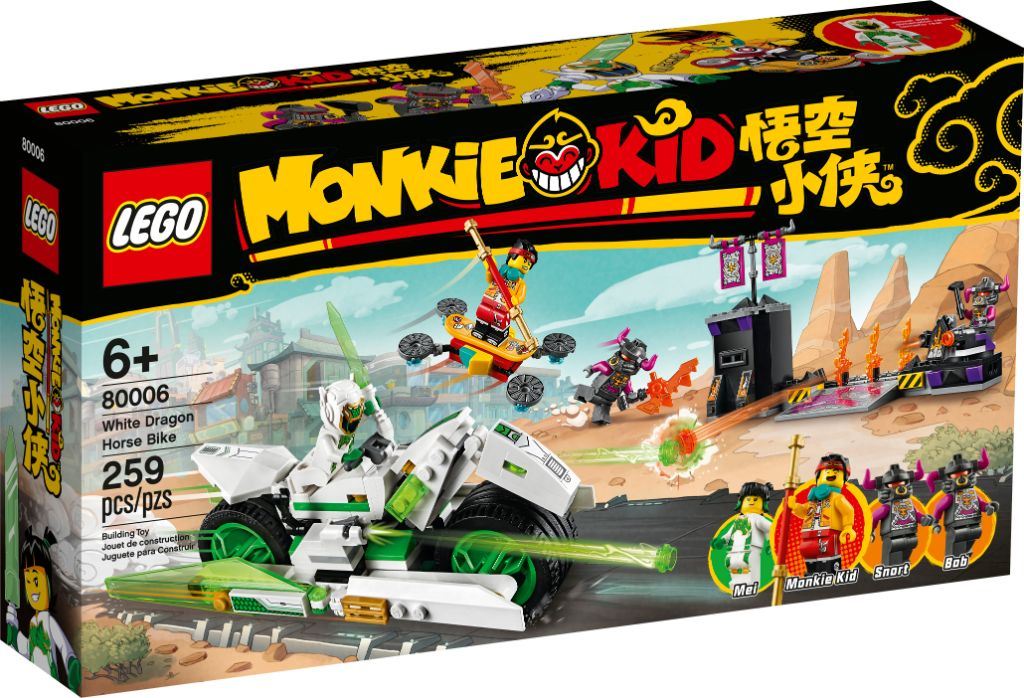 LEGO Monkie Kid Boxed Images 1