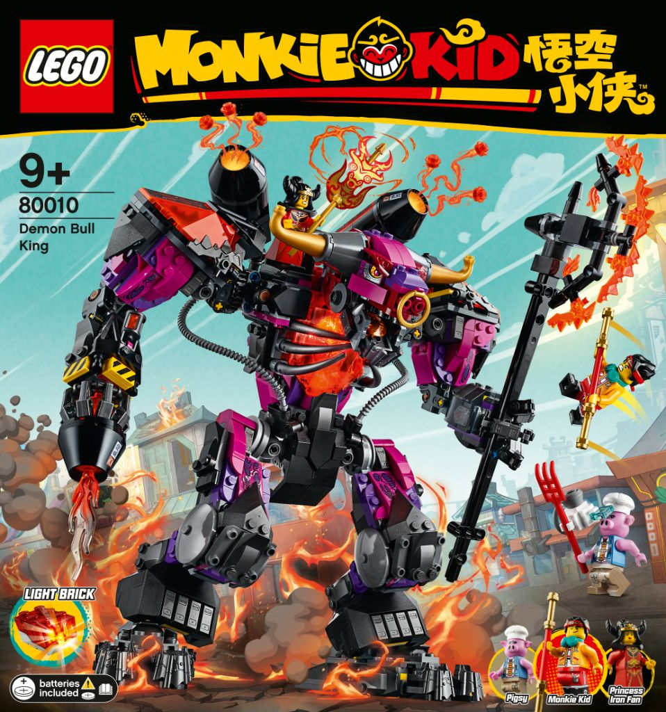 LEGO Monkie Kid Boxed Images 14