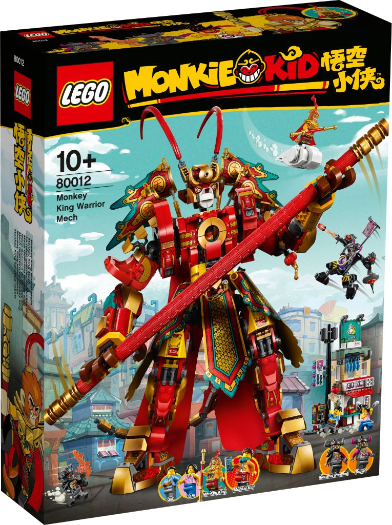 LEGO Monkie Kid Boxed Images 19