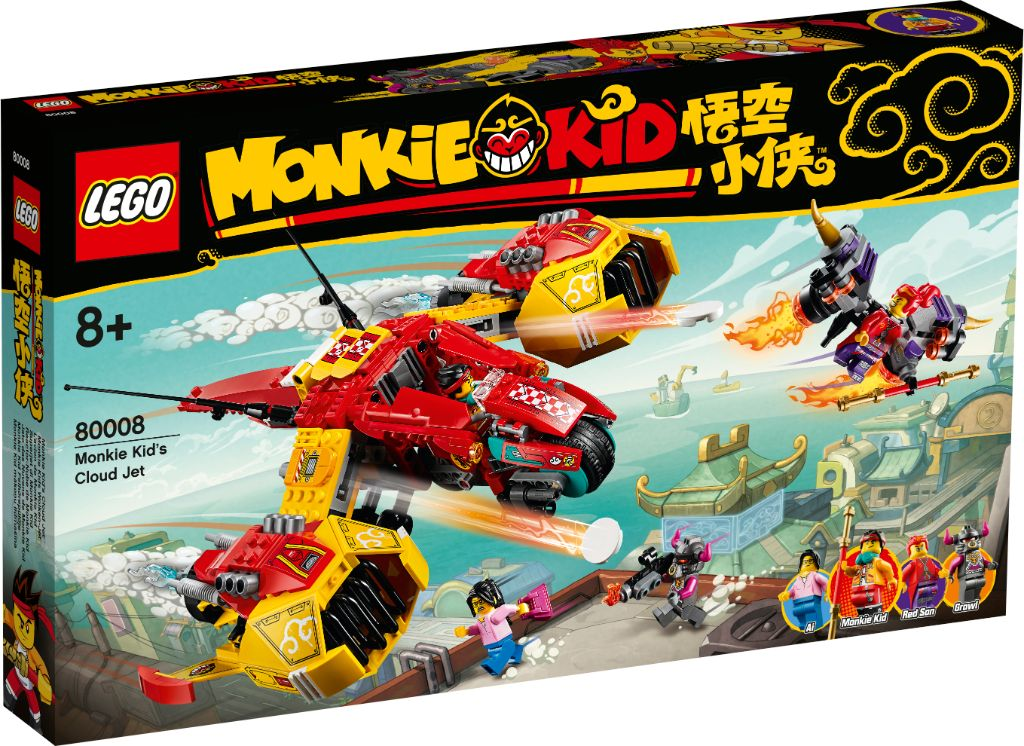 LEGO Monkie Kid Boxed Images 7