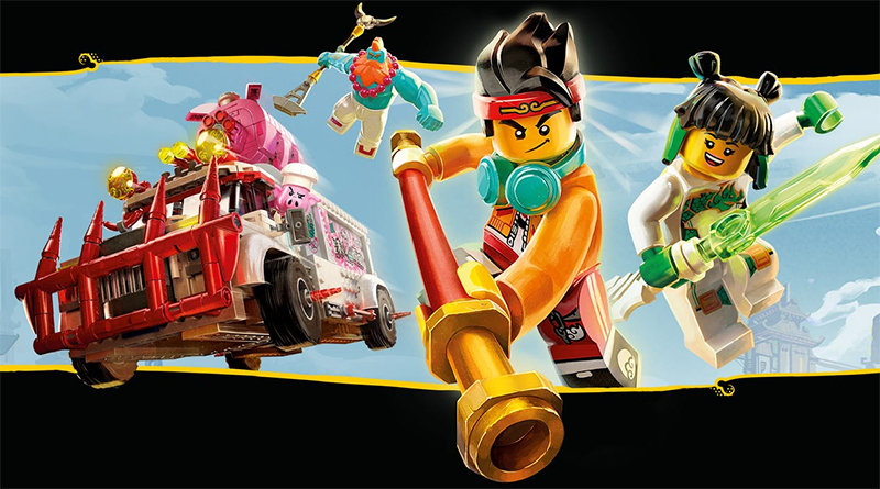 LEGO Monkie Kid Characters Featured