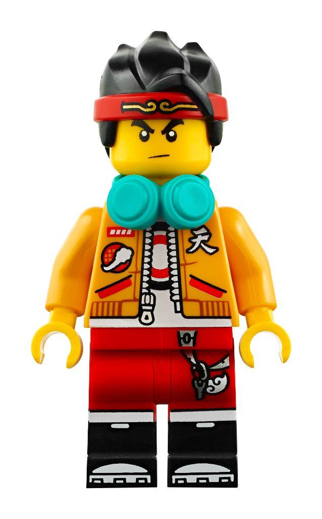 LEGO Monkie Kid Minifigures 10