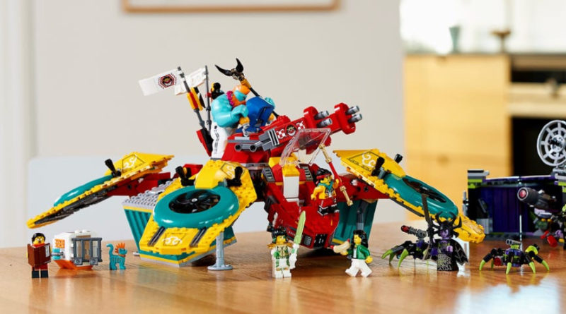 LEGO Monkie kid 80023 lifestyle featured