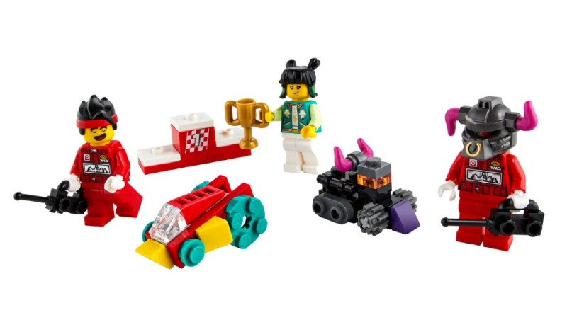 LEGO Monkie Kid Accessory Set Featured