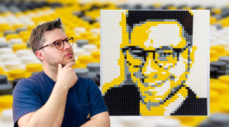 LEGO Mosaic Maker Featured