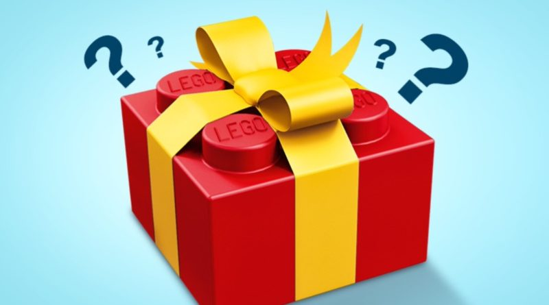 LEGO Mystery Gift with Purchase 2021 featured