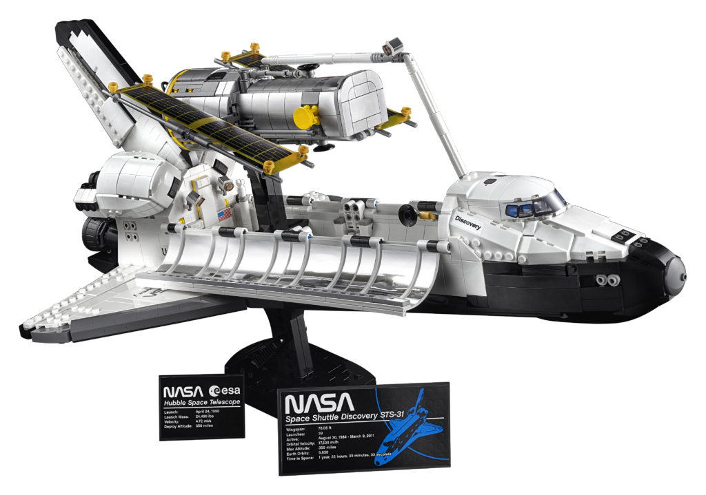 LEGO NASA Space Shuttle Discovery Product 1