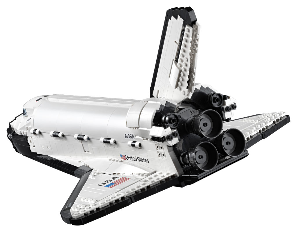 LEGO NASA Space Shuttle Discovery Product 11