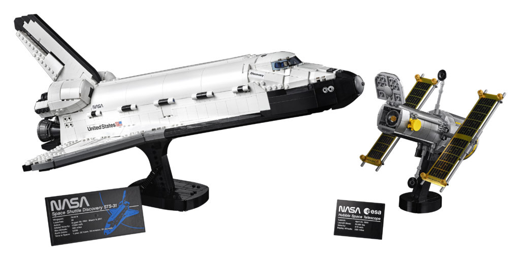 LEGO NASA Space Shuttle Discovery Product 2