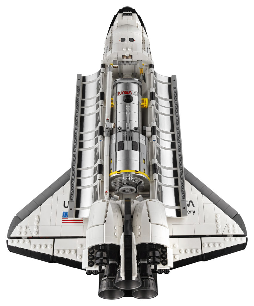 LEGO NASA Space Shuttle Discovery Product 4
