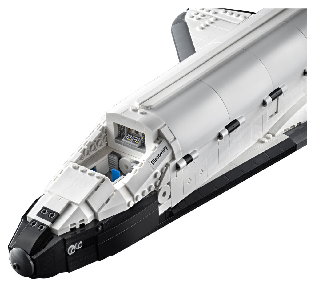 LEGO NASA Space Shuttle Discovery Product 6