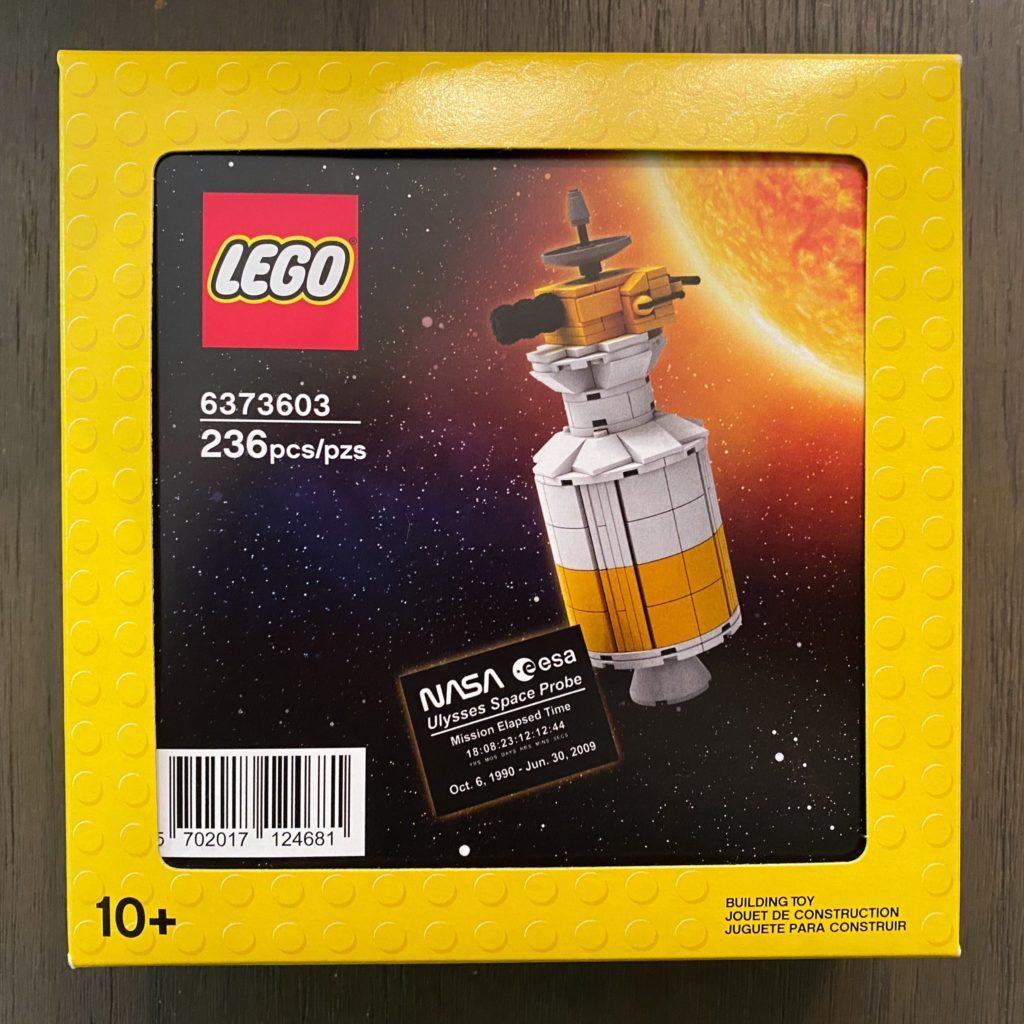 LEGO NASA Ulysses Space Probe Box 1 1024x1024