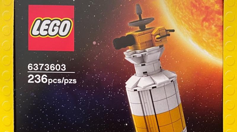 LEGO NASA Ulysses Space Probe Box FEATURED