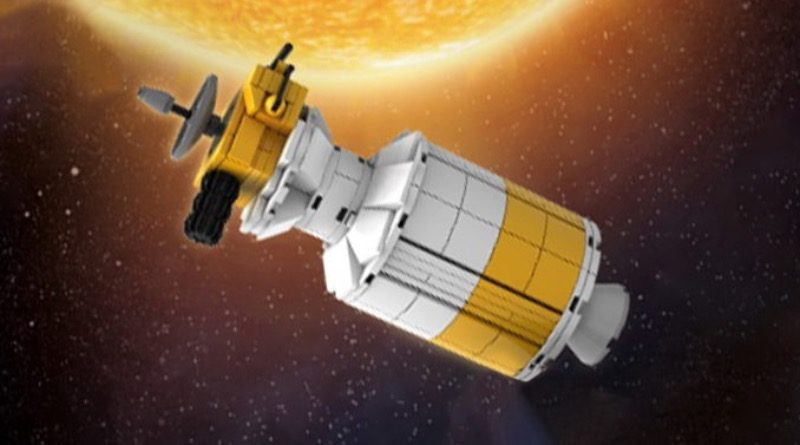LEGO NASA VIP Ulysses Space Probe featured