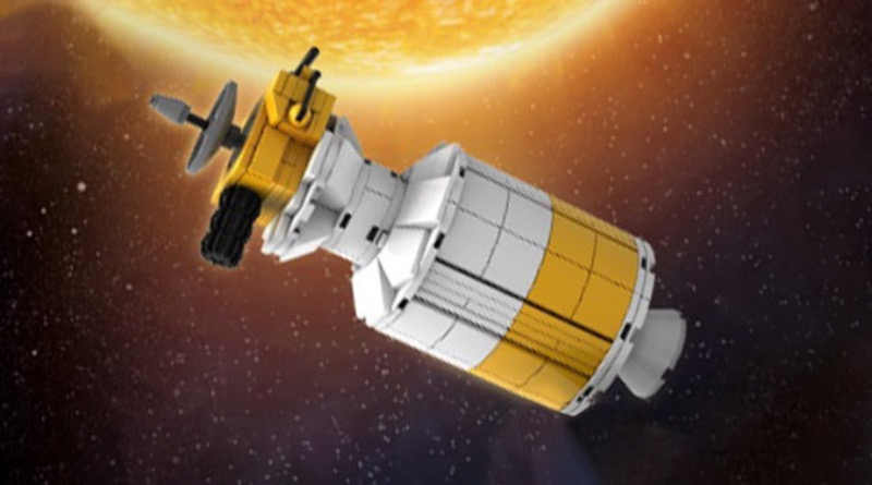 Instructions for LEGO NASA Ulysses Space Probe VIP reward released