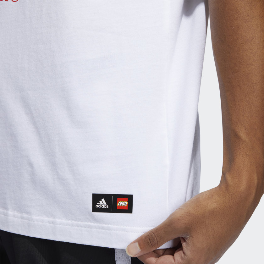 LEGO NBA Adidas James Harden shirt 13