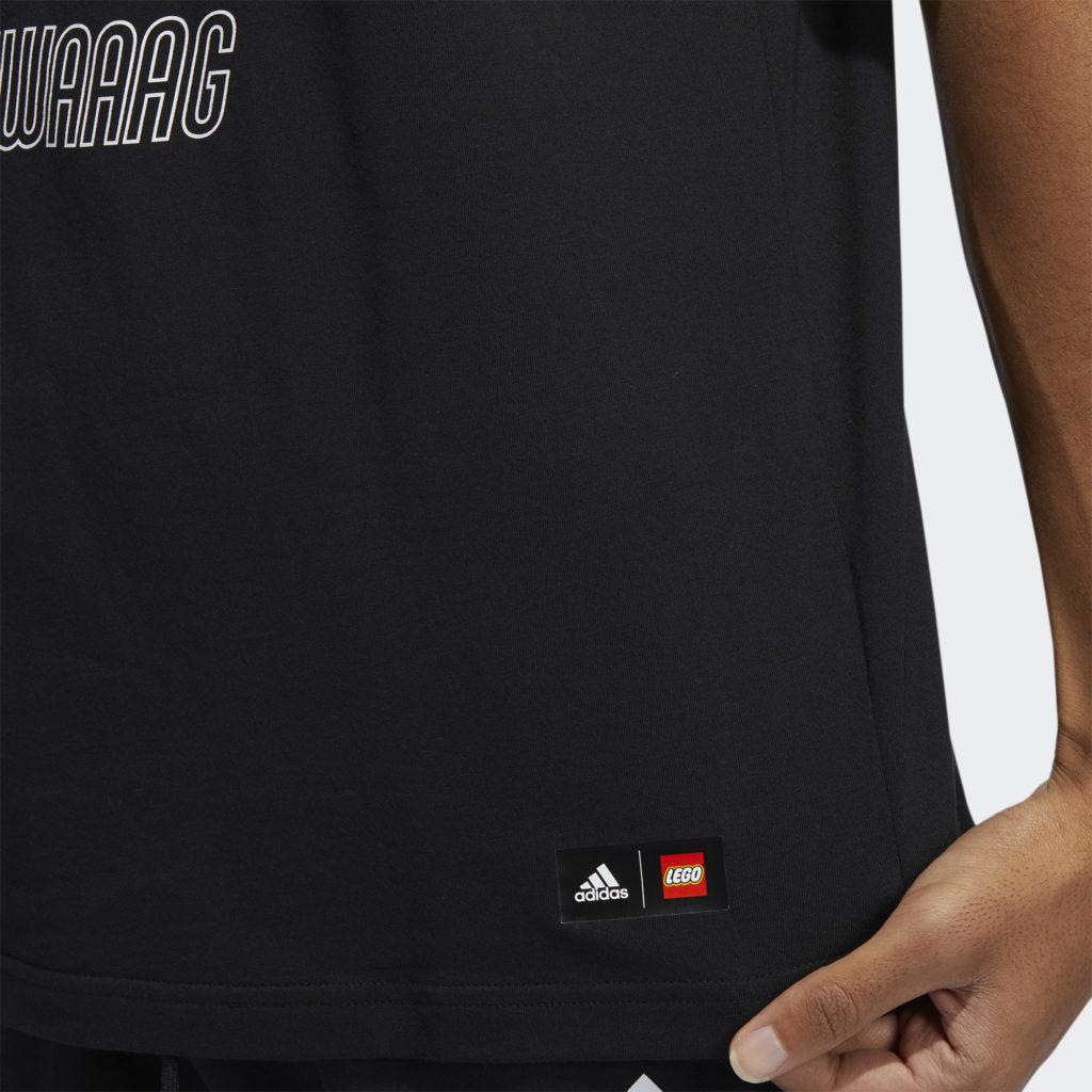 LEGO NBA Adidas James Harden shirt 3