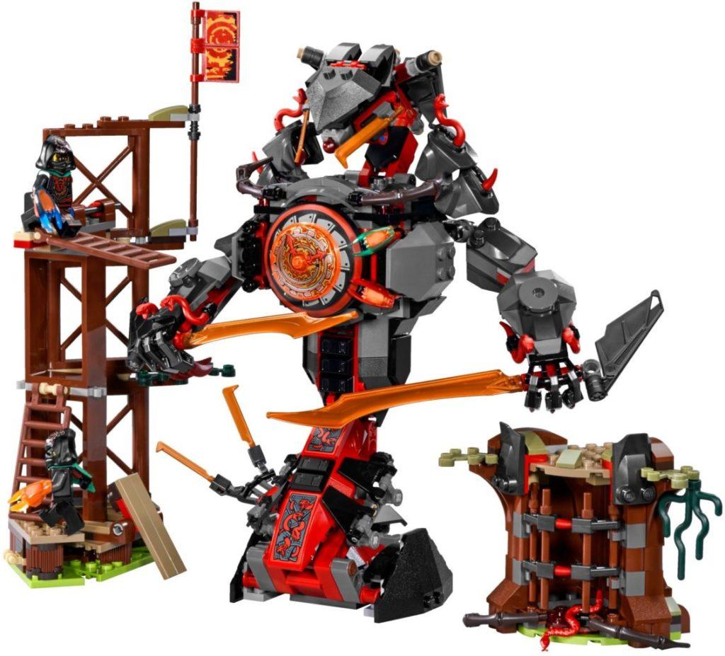 LEGO NINJAGO 70626 Dawn of Iron Doom 2
