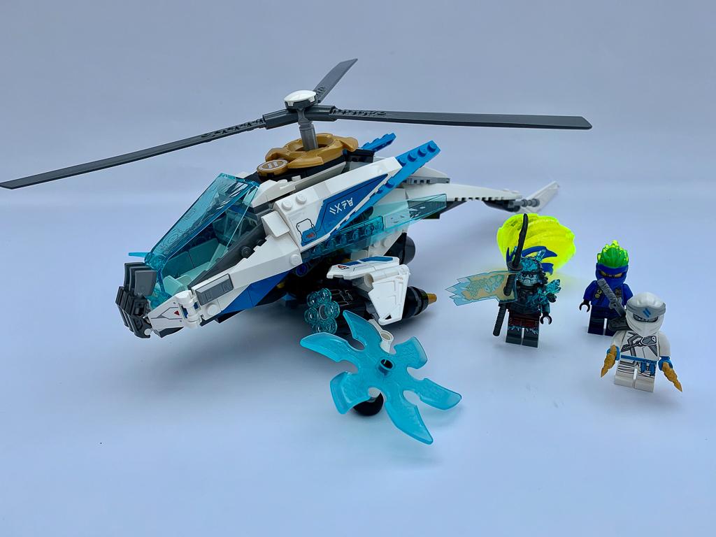 LEGO NINJAGO 70673 Shuricopter 1